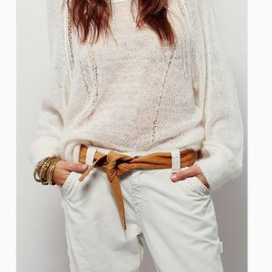 Free People ADA Collection Judo Belt
